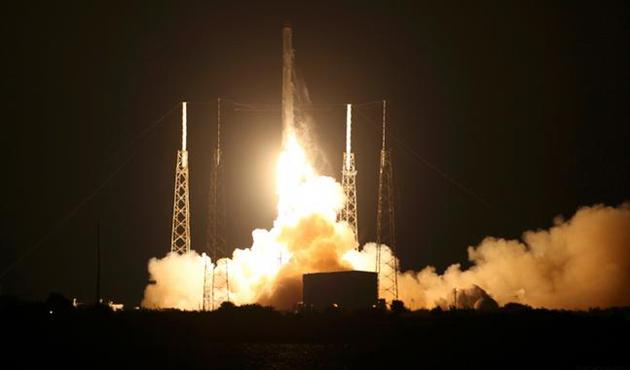 Çin, uzaya iki uydu daha gönderdi