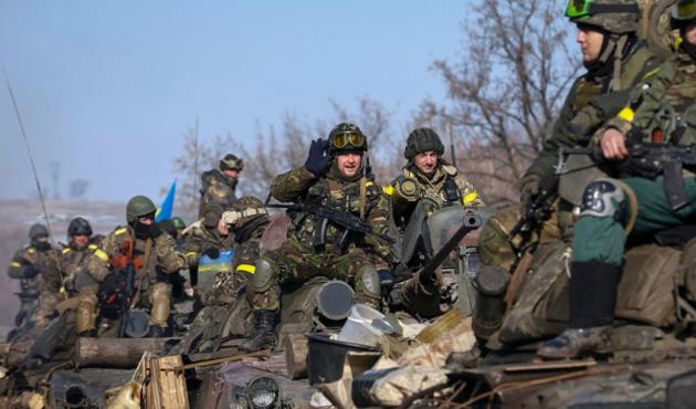 Ukrayna'da silahlar sustu