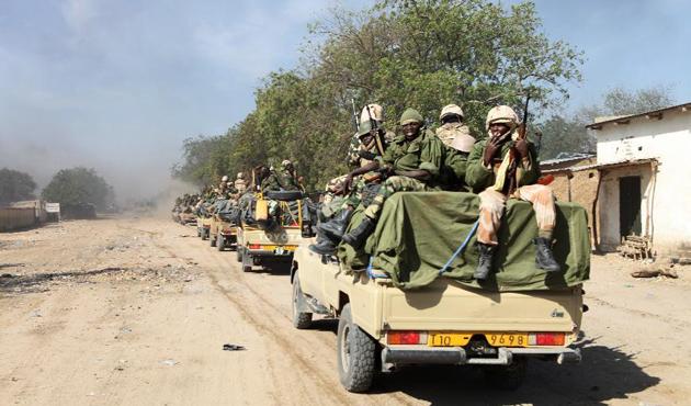 Nijerya'da 162 Boko Haram üyesi öldürüldü