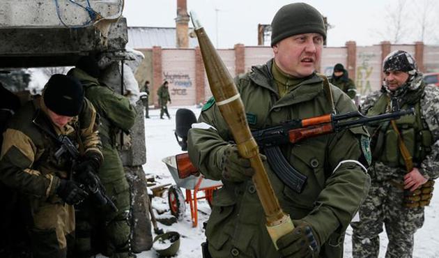 Ukrayna'da endişeli bekleyiş