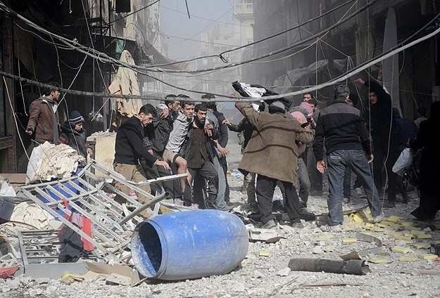 Nusra Cephesi'ne hava saldırısı: 9 ölü