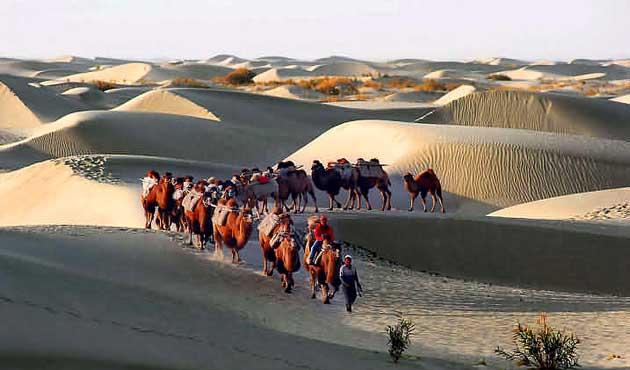 Çin yeni İpek Yolu'na 40 milyar dolar ayırdı