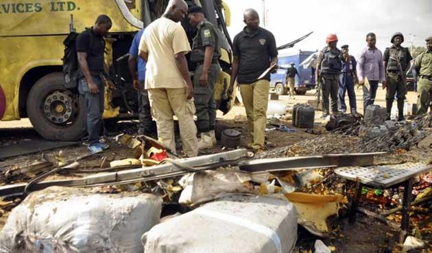 Nijerya'da intihar saldırısı: 20 ölü