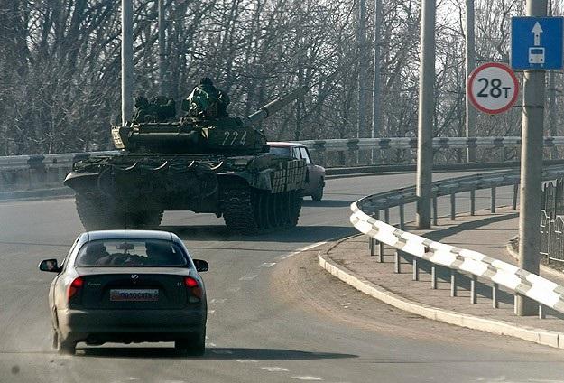 Ukrayna askerleri Debaltseve'den çekiliyor