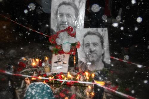 Gazeteci Nuh Köklü'nün cenazesi Ankara'da
