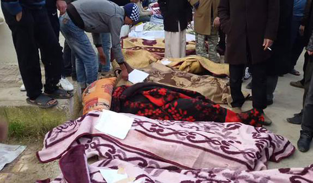 Bingazi'de intihar saldırıları: 40 ölü