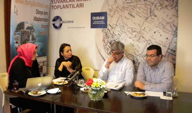 DÜBAM'da 'Doğu Türkistan' konuşulacak