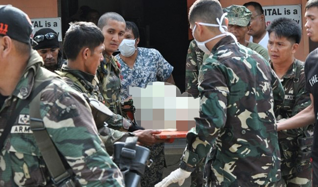 Filipinler'de Ebu Seyyaf'a operasyon: 7 ölü