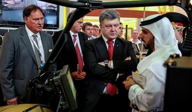 BAE'den Ukrayna'ya silah sevkiyatında anlaşma