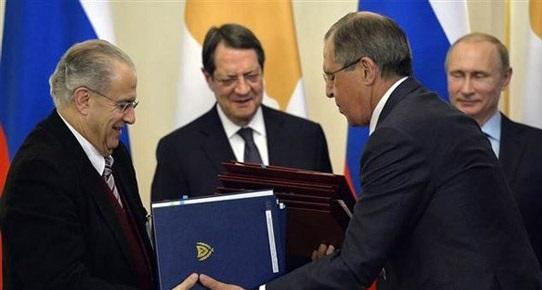 G. Kıbrıs ile Rusya arasında askeri ve enerji anlaşmaları