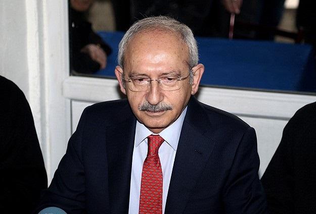 Kılıçdaroğlu: Öcalan'la masaya oturmam