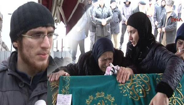 Geçen hafta ölen Çeçen Saduev için zehirlendi iddiası