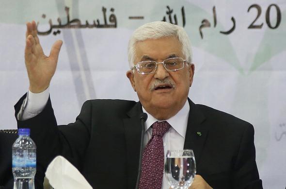 Abbas: Geçici sınırları ve Yahudi devletini kabul etmiyoruz