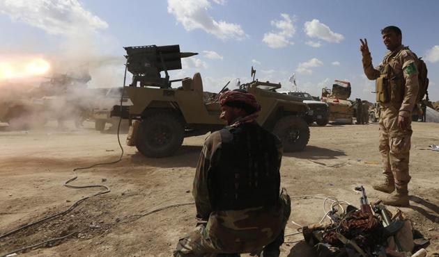Irak ordusu Musul için harekete geçiyor