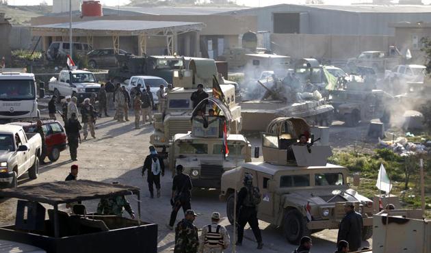 Irak ordusu ve Şii milislerden insan hakları ihlallleri