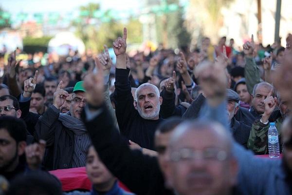 Hamas yöneticisi Yermuk Kampı'nda öldürüldü