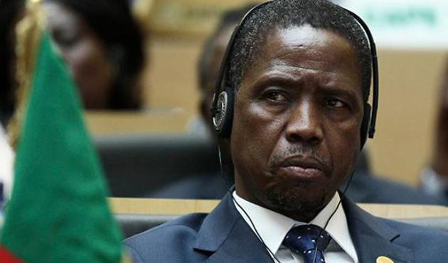 Zambiya lideri sıtmaya yakalandı