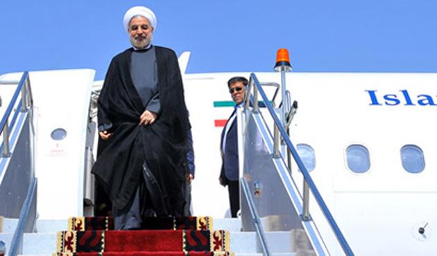 Hasan Ruhani, Pakistan'a gidiyor