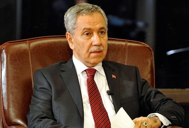 Arınç'tan yeni parti' iddialarına cevap