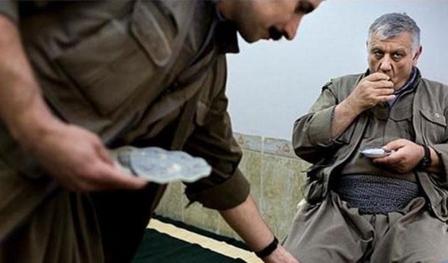 PKK'nın üst düzey ismi teslim oldu