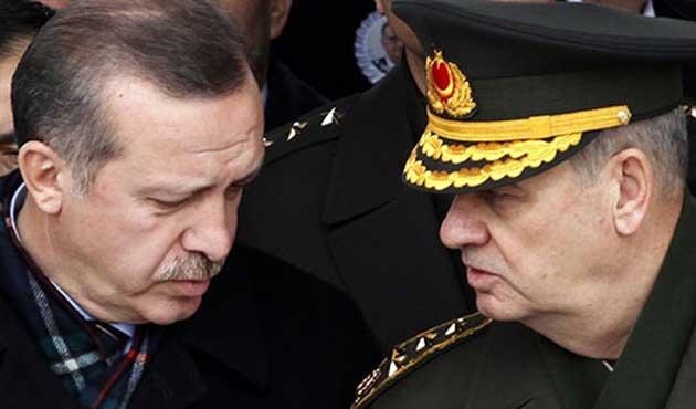 Başbuğ, Erdoğan'a, 'Kozmik Oda'ya girenlerin niyeti kötü' demiş