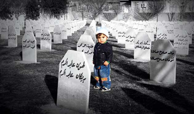 Halepçe katliamı 28. yılında
