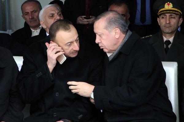 Kerry ile Aliyev Dağlık Karabağ'ı görüştü