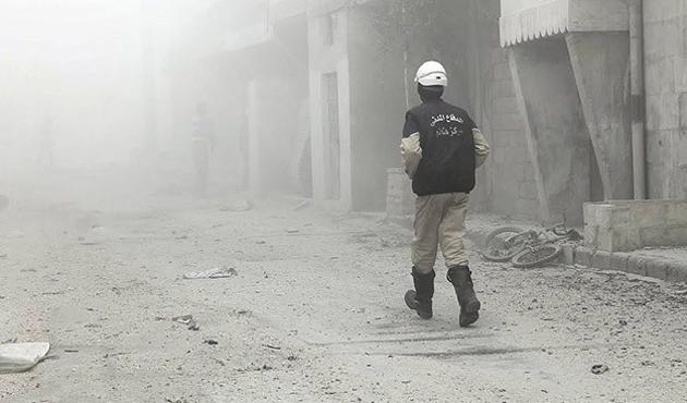 Suriye'de rejim 2 yılda 125 kez kimyasal kullandı
