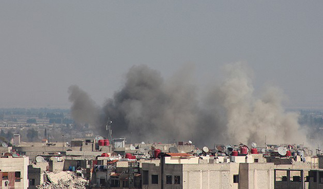 Suriye muhalefeti: 'Esad yeniden kimyasal silah kullandı'