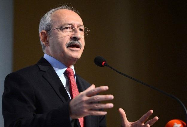 Kılıçdaroğlu'dan Papa ve AP'ye tepki