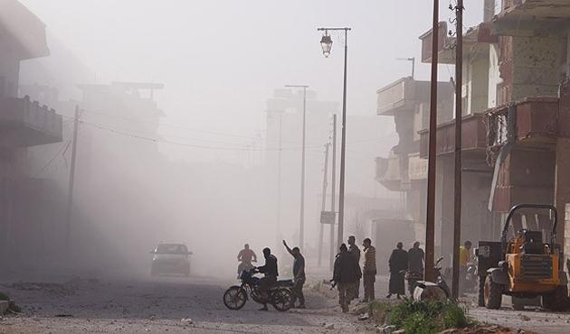 Suriye'de devrimin ilk çıkış noktasına operasyon