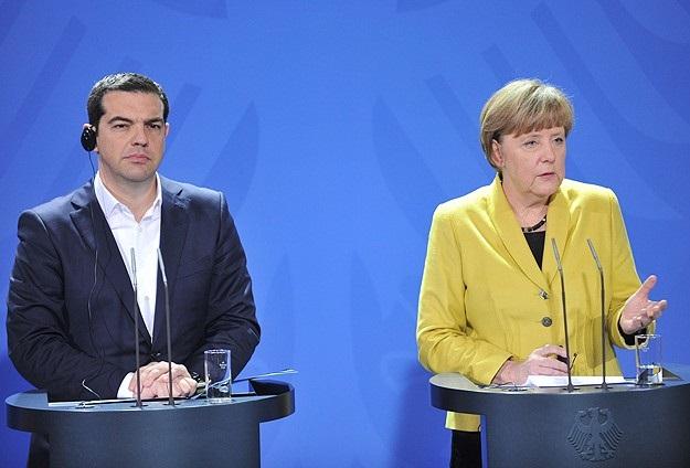 Çipras, Merkel ve Hollande ile üçlü görüştü