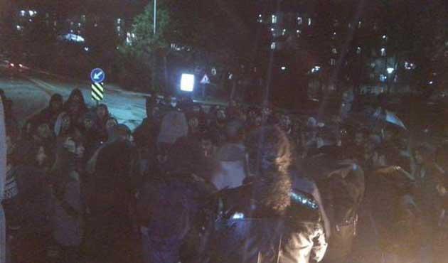 ODTÜ'de mescide saldırı