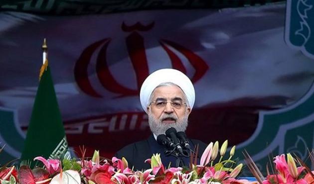 Ruhani: Askeri sırlarımıza erişime izin vermeyiz