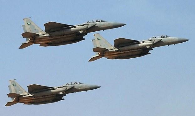 Yemen'de hava saldırıları bu gece de sürdü