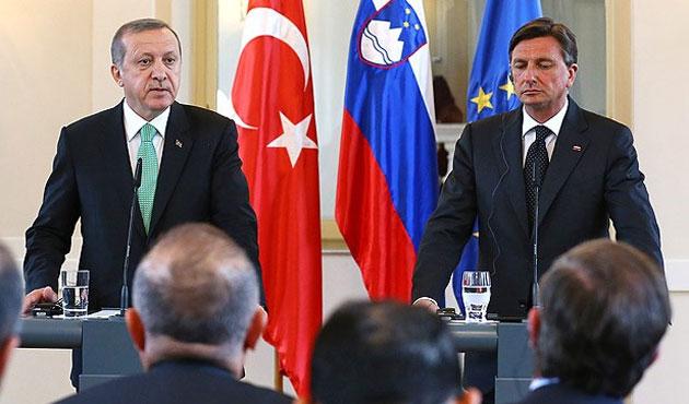 Erdoğan: Muhalefete de yardımcı olurum