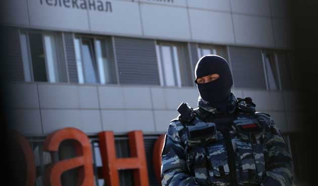 AB'den Kırım Tatar televizyonunun kapanmasına tepki