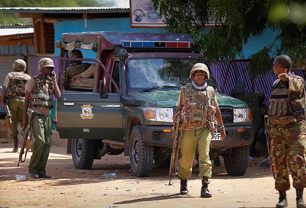 Kenya'daki baskınla ilgili 5 tutuklama
