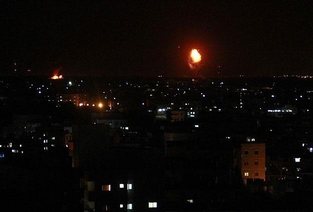 Koalisyondan Yemen'de yeni saldırılar