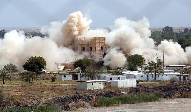 Irak yönetiminden 'Tikrit'te ihlal' itirafı