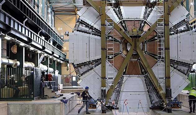 Büyük Hadron Çarpıştırıcısı yeniden çalıştırıldı