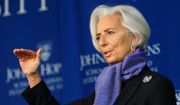 IMF'den acil Legarde toplantısı