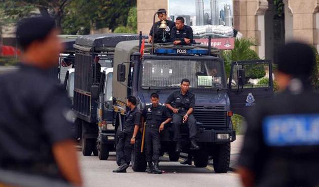 Malezya'da 17 IŞİD gözaltısı