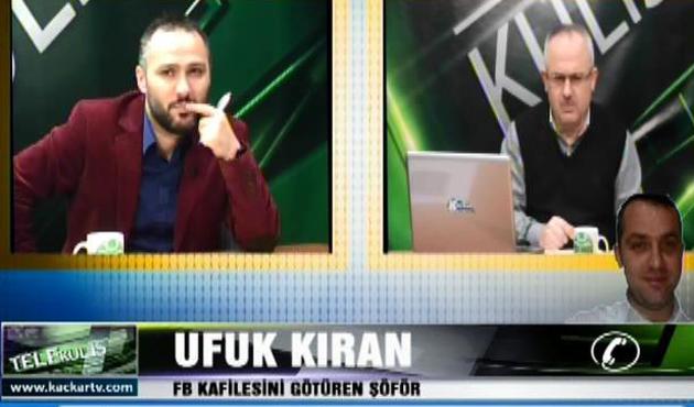 Fenerbahçe otobüsünün şoförü ilk defa konuştu