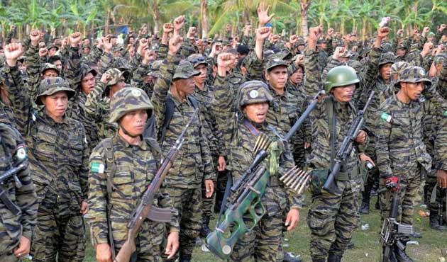 Filipinler'de sürece darbe:MILF üyelerine dava