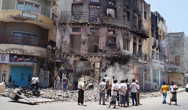 Yemen operasyonunun da kaybedeni çocuklar oldu