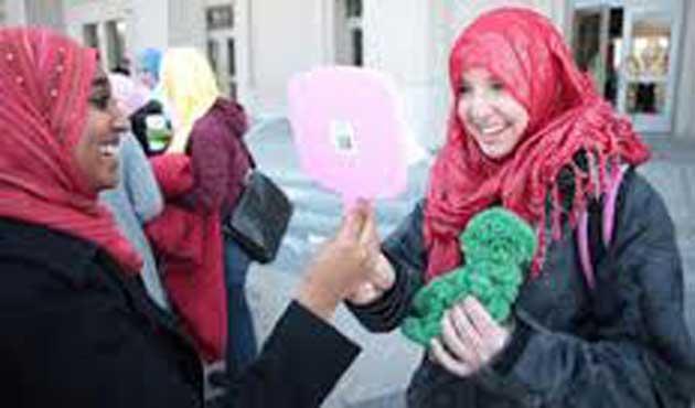 ABD'de Müslüman öğrenciler yanlış algılarla savaşıyor