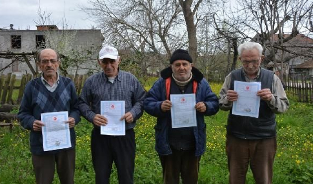 Bursa'da 150 köylünün tapuları iptal edildi