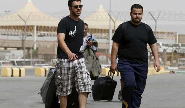 Suudi Arabistan İran uçağının inişine izin vermedi