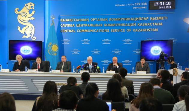 Kazakistan devlet başkanlığı seçimine hazırlanıyor